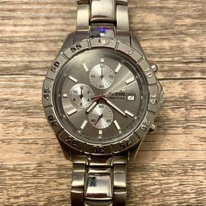 Fossil Blue Speedway Men's Watch